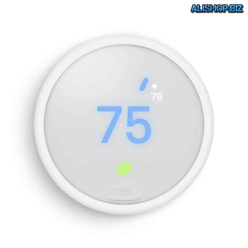 Learning thermostat Nest E