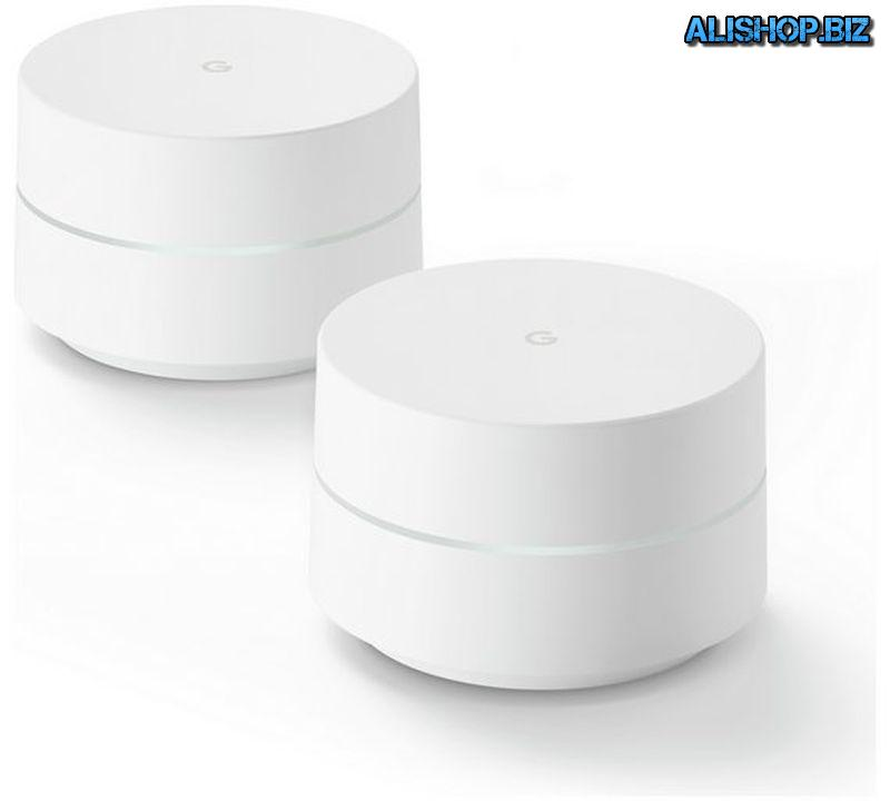 Modules for the deployment of wireless Mesh networks Google Wi-Fi