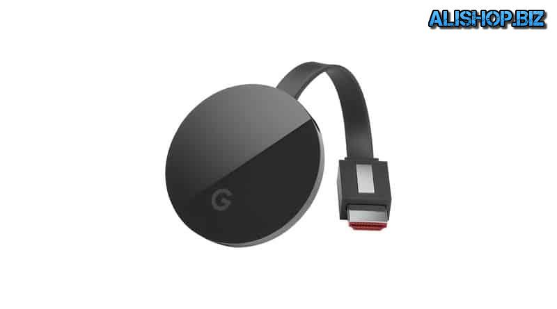 Wireless translator Chromecast Ultra