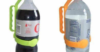 Ручка для пластиковых бутылок