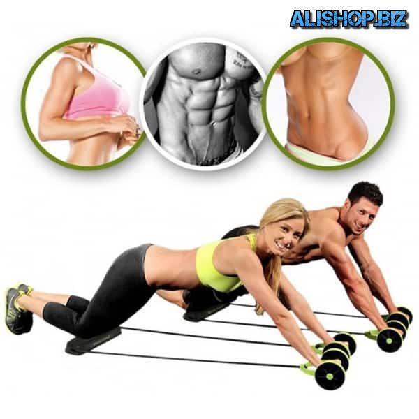 Roller abdominal