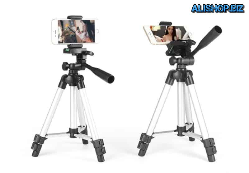 Tripod telescopic legs