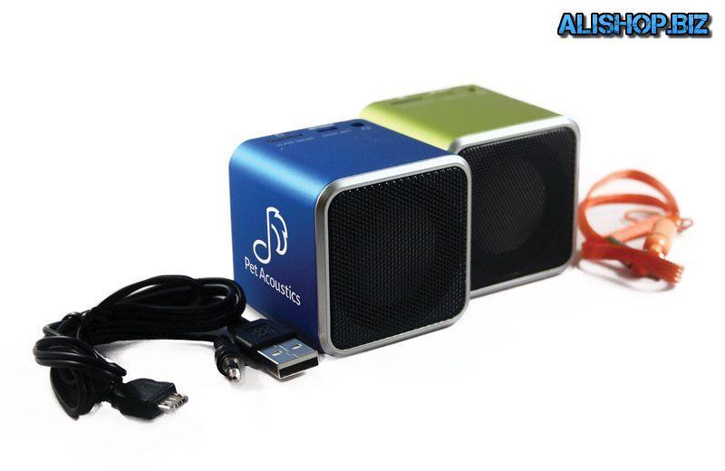 Wireless speaker for Pet Tunes