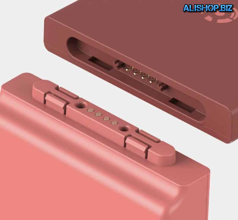 Modular powerbank with wireless charging function