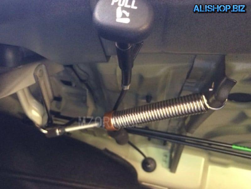 Автоматический подъёмник для крышки багажника