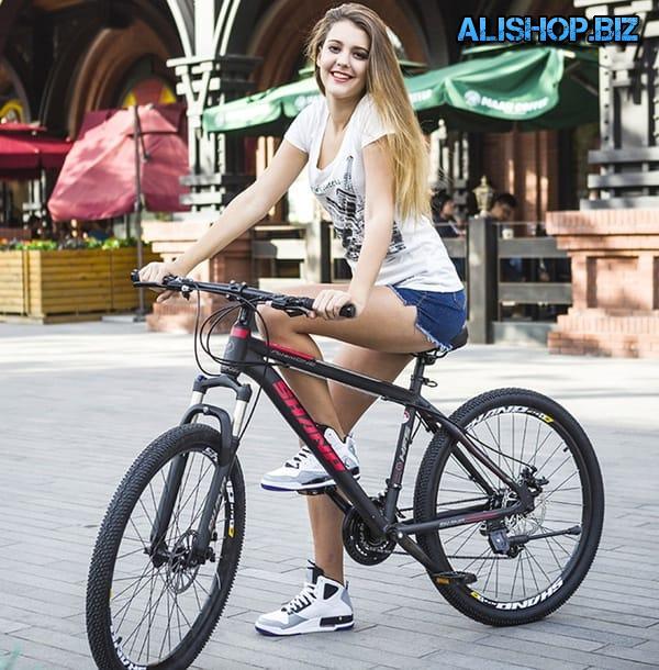 Mountain bike Shanp