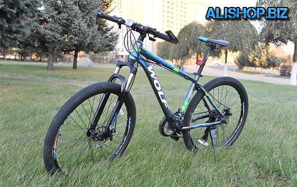Горный велосипед Wolf