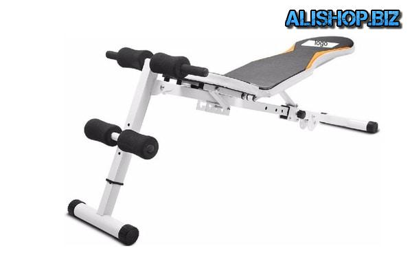 Multi-functional bench for training