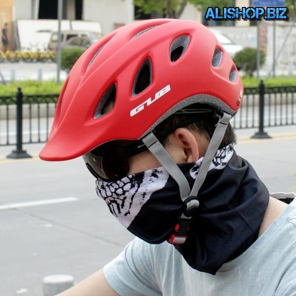 Helmet for safe riding Gub