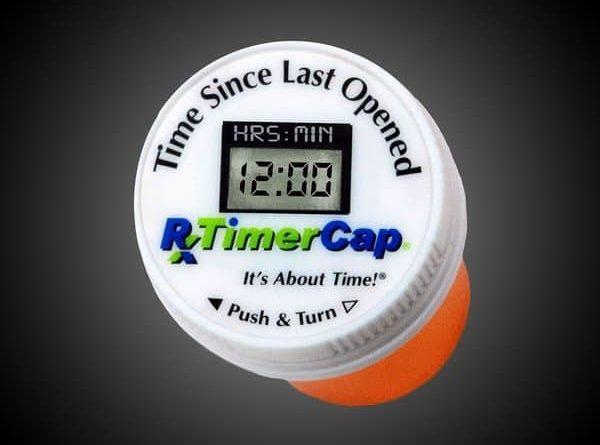 Крышка с таймером TimerCap