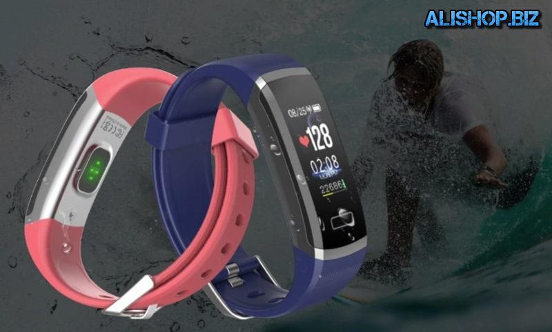 Fitness bracelet with heart rate monitor Wearpai GT101