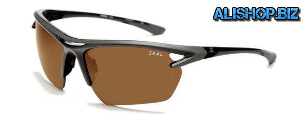 Bioplastique sunglasses Zeal Optics Equinox