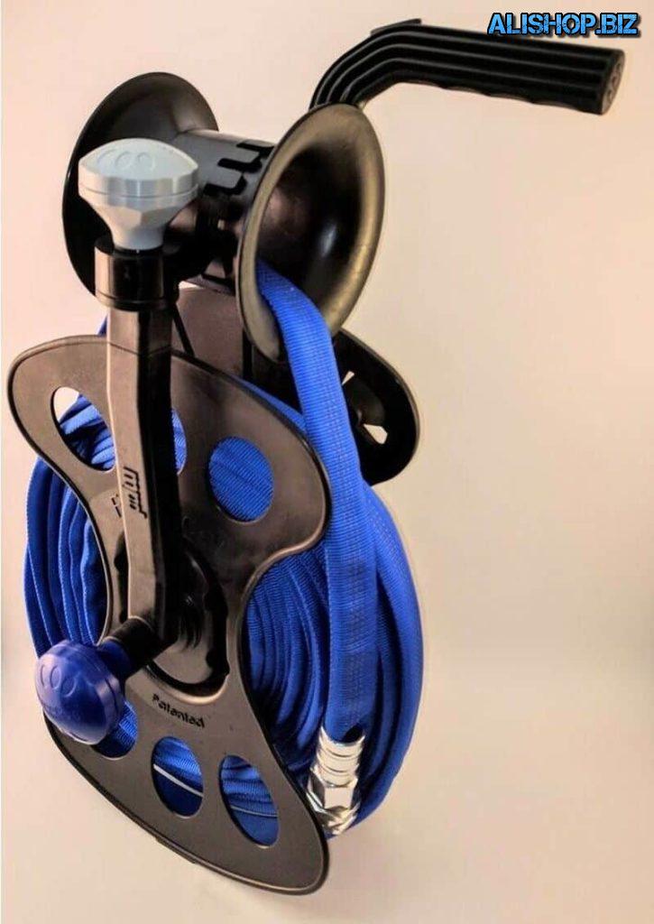 Convenient reel for storing hose FreeReel