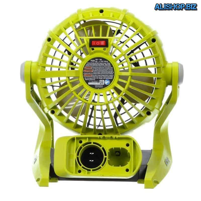Гибридный вентилятор RYOBI One+