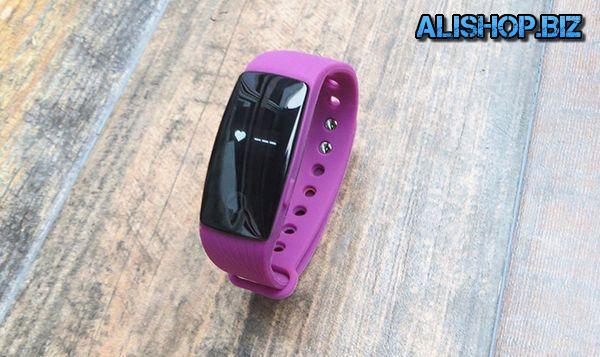 Stylish fitness bracelet Makibes ID107