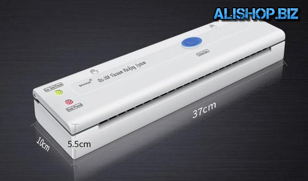 Vacuum sealer for home