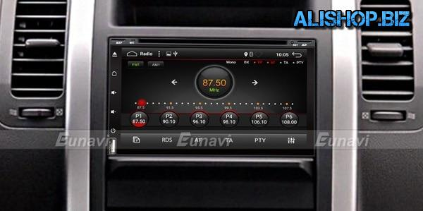 Radio Eunavi on Android 7
