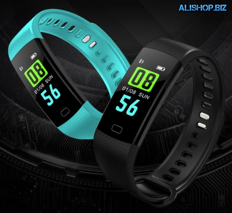Multifunctional fitness tracker Y5