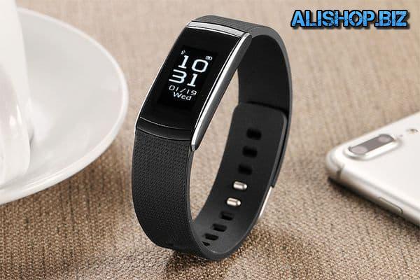 Bracelet with determine activity IWOWNFit i6 Pro