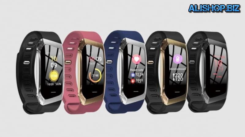 Activity tracker with touch screen Vwar