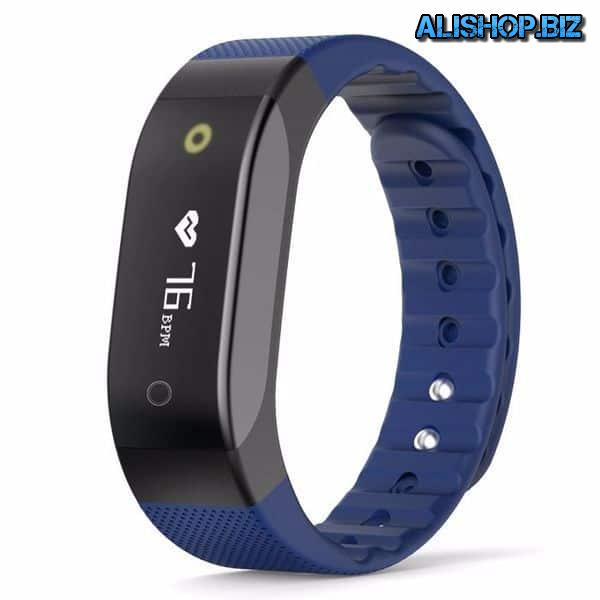 Tracker with switchable display mode SMA BAND