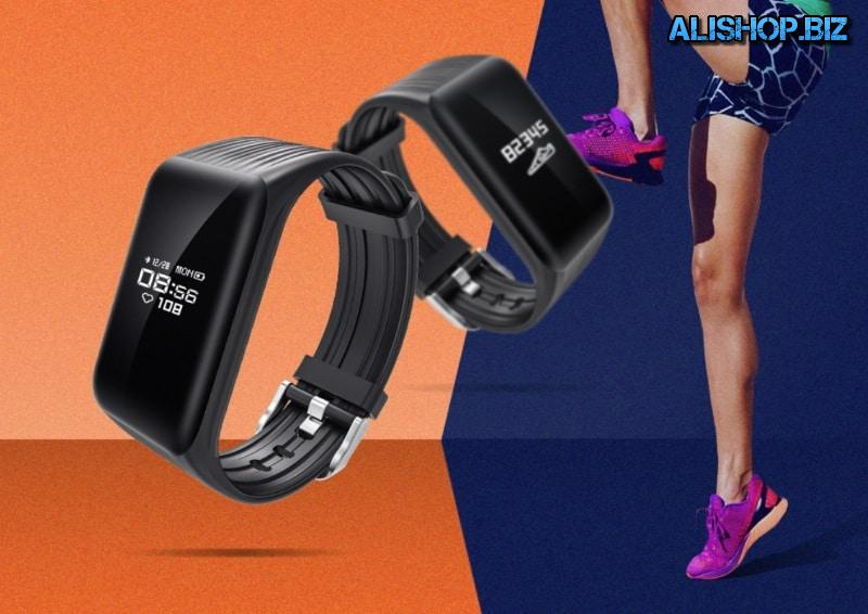 Wristband for activity monitoring Lerbyee K1