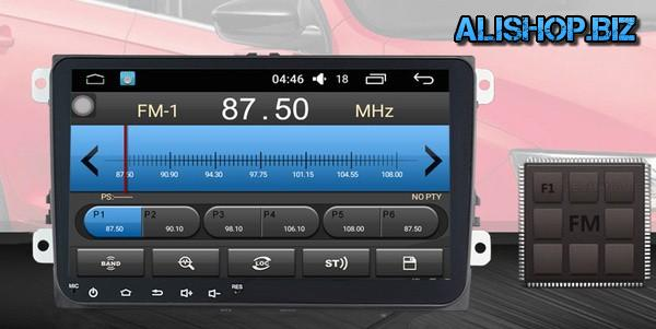 Multimedia radio Playe for VW