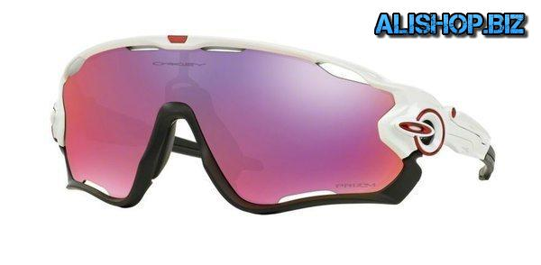 High definition glasses Oakley Jawbreaker Prizm Road