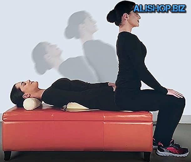 Massager spine alignment PurePosture