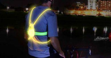Светящаяся портупея Tracer360