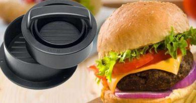 Форма для приготовления домашних бургеров GOONBQ