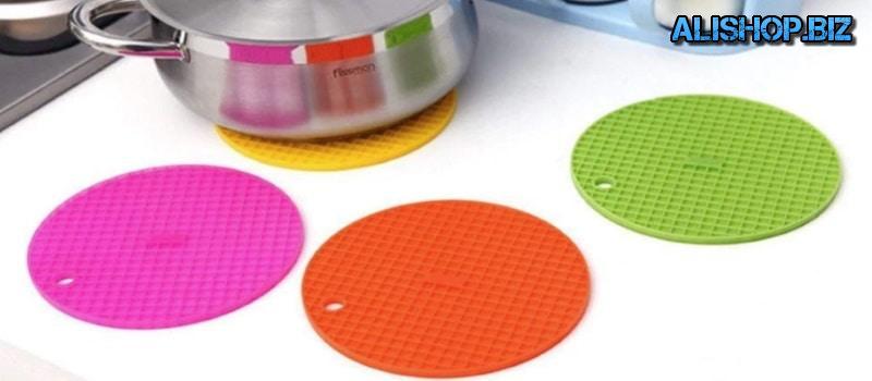 Многофункциональный коврик для кухни