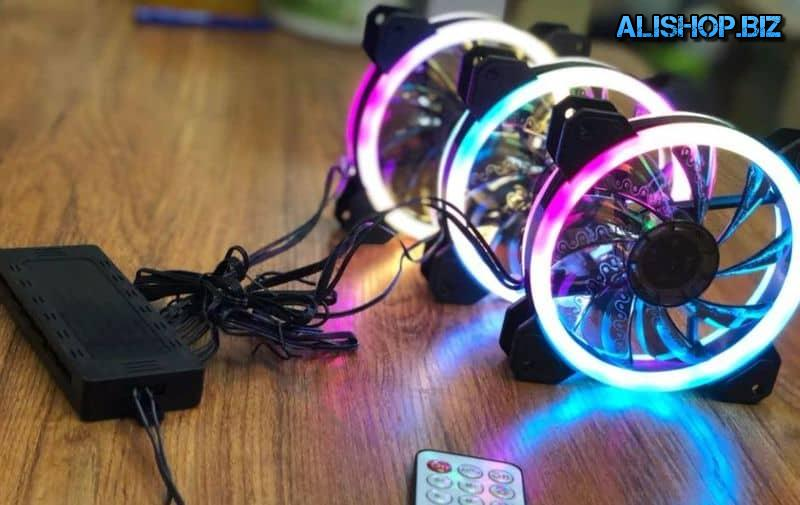 Led fan Aigo DR12