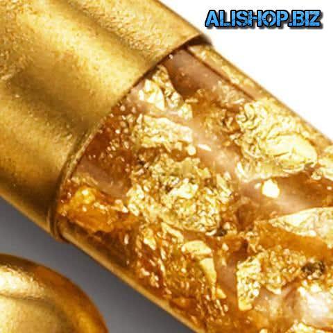 Пилюли из золота