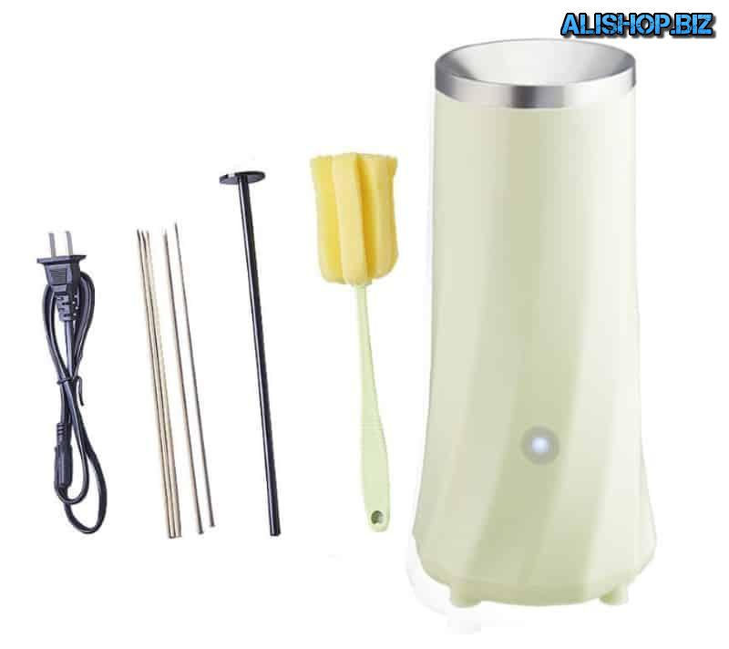 Electropack for cooking egg rolls