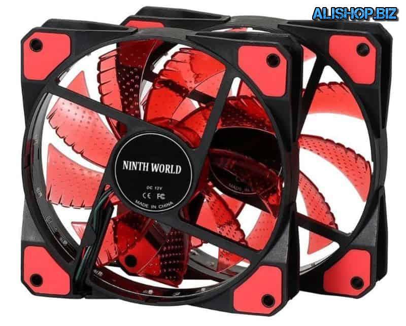 Silent fan 120 mm