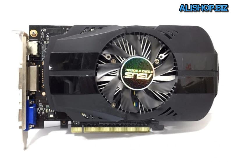 Graphics card Asus GTX-750TI-OC