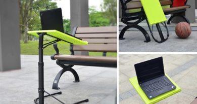Приставной столик для ноутбука Staygold