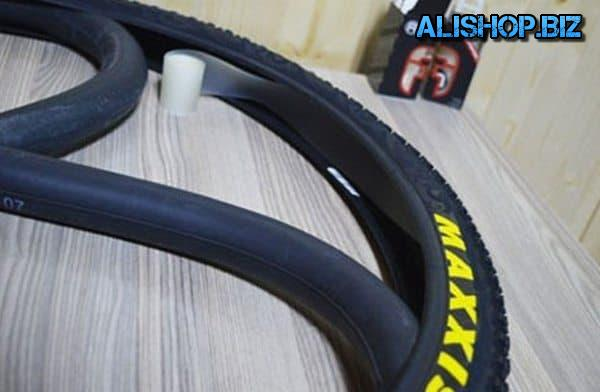 Protective tape for strengthening of Bicycle wheels against punctures