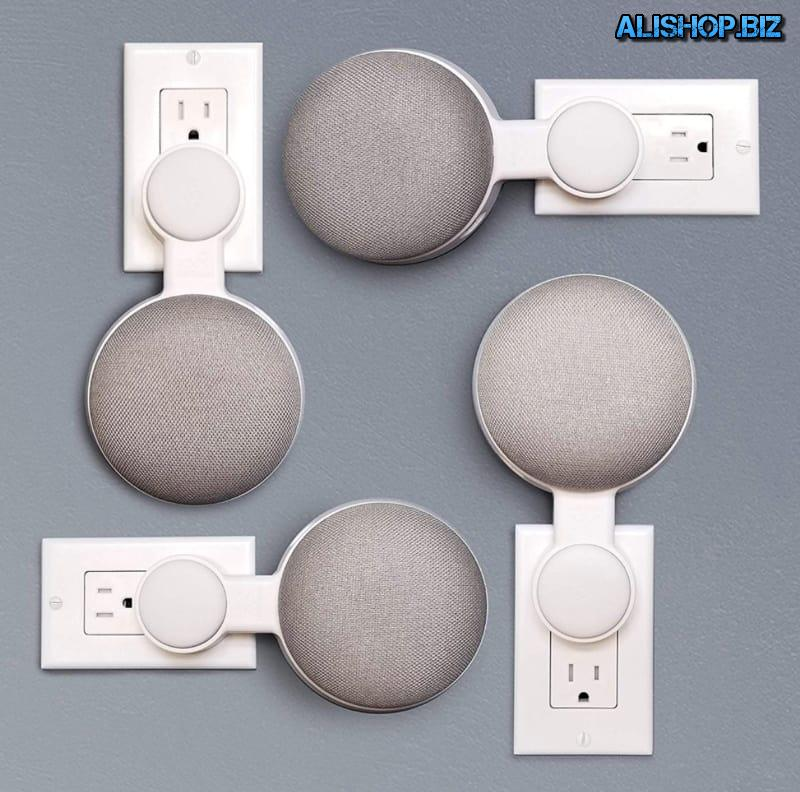 Wall holder for Google Home Mini