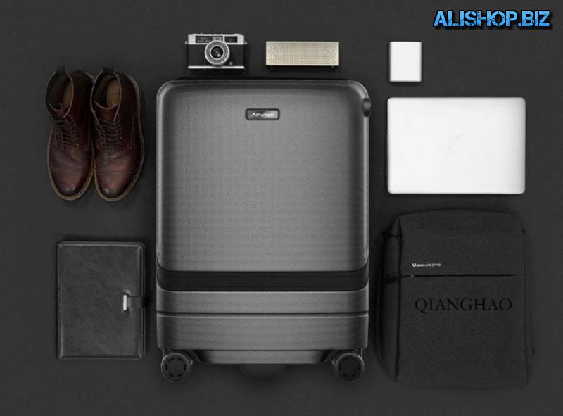 Smart suitcase-supported avtosvedenie QiangHao