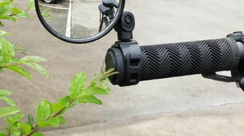 Зеркало заднего вида для велосипедов