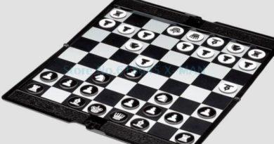 Шахматы карманного формата