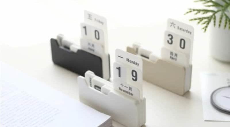 Вечный календарь в портативном формате