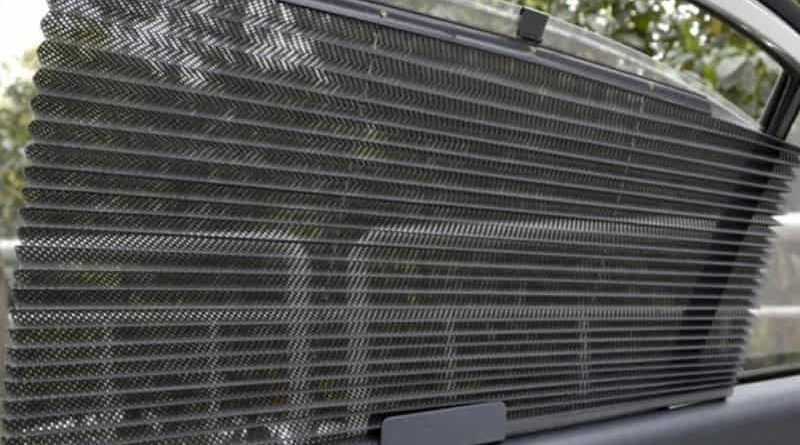 Солнцезащитная шторка для боковых стёкол