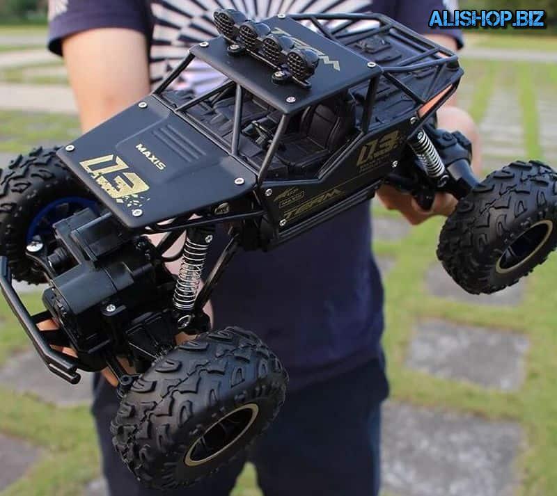 RC model buggy