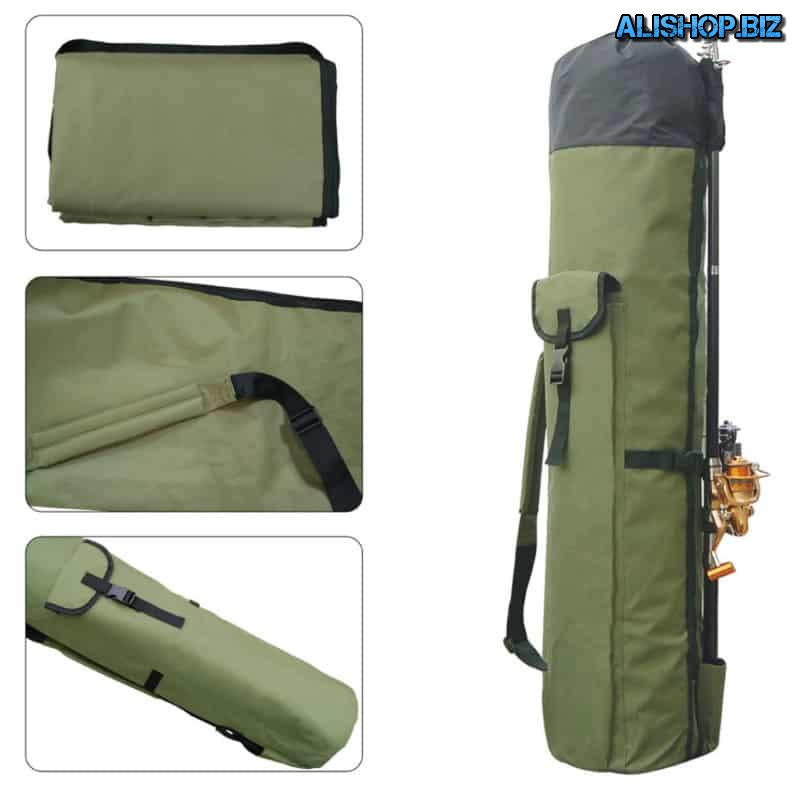 Multifunctional bag for fishing