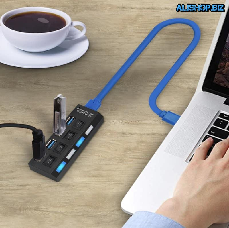 Multiport USB hub EASYIDEA