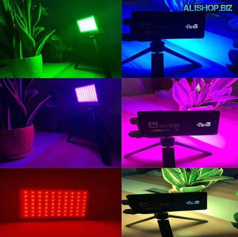 RGB light panel for cameras Boling BL P1