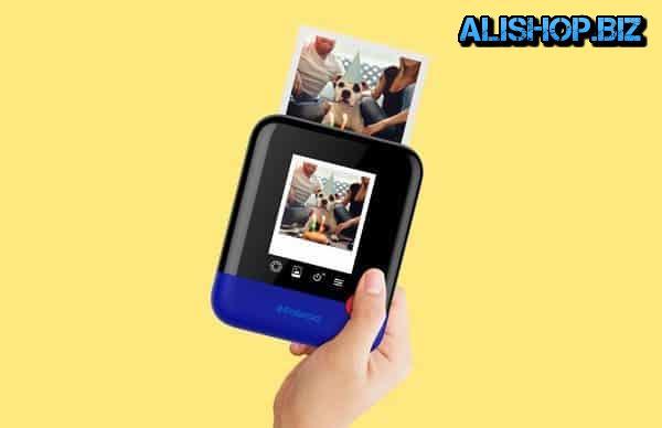 Фотоаппарат с функцией мгновенной печати снимков Polaroid Pop